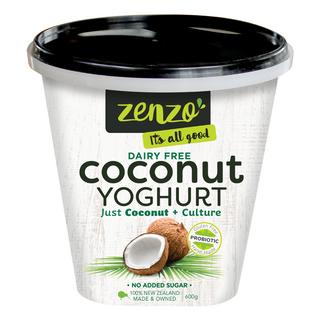 YOGHURT COCONUT 600g ZENZO