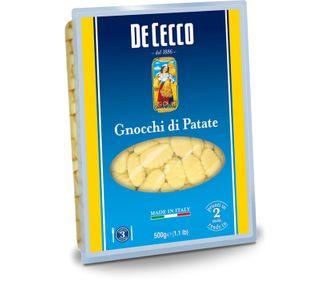 GNOCCHI POTATO DRY 500gm DECECCO