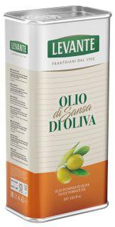 OLIVE OIL POMACE 3 LITRE TIN LEVANTE ITALIAN