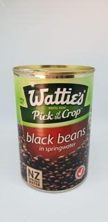 BLACK BEANS 400g CAN ITALIAN