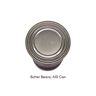BUTTER BEANS A10 CAN - BIANCHI SPAGNA