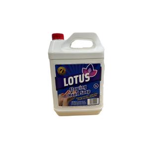HAND SOAP FLOWING 5 LITRE LOTUS
