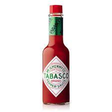 TABASCO SAUCE RED 60ml