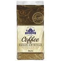 COFFEE SUGAR CRYSTALS 3KG BAG