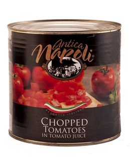 TOMATO CHOPPED 2.55kg CAN