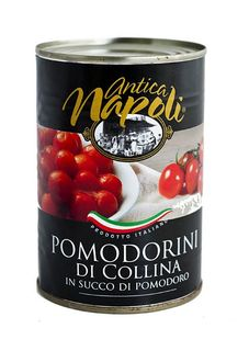 TOMATO CHERRY WHOLE 400g CAN
