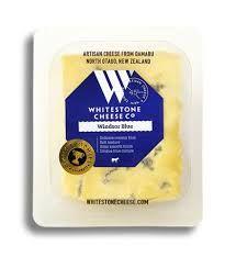 BLUE CHEESE WINDSOR WEDGES WHITESTONE 110GM