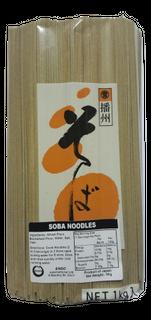 NOODLES SOBA (BUCKWHEAT) 1KG
