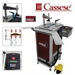 Cassese MACH1 CART Pneumatic Underpinner