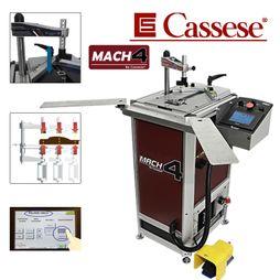Cassese MACH4 Pneumatic Underpinner