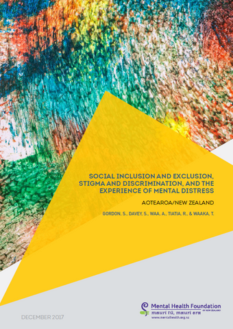 Social Inclusion and Exclusion