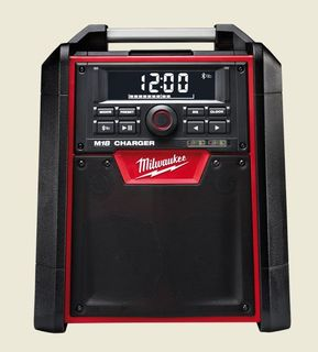 MILW M18 SKIN JOBSITE RADIO/CHARGER