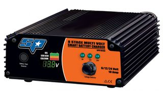 BATTERY CHARGER PULSE MULTI 10AMP 8STAGE
