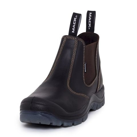 BOOTS CLARET E/S SAFETY