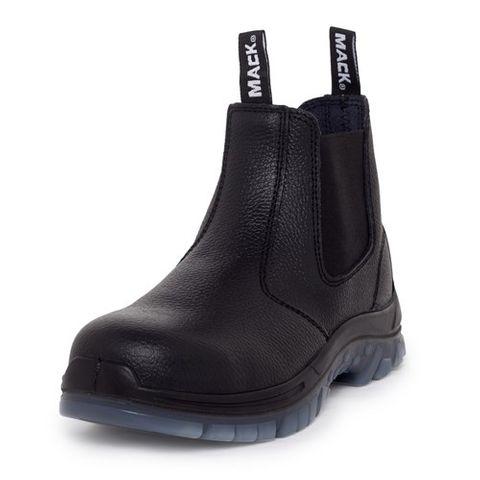 TRADIE BOOTS BLACK - MACK