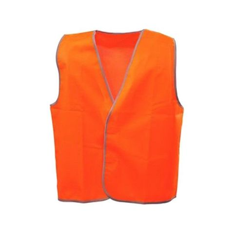 FRONTIER SAFETY VEST ORANGE DAY ONLY