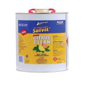 SOLVIT CITRUS CLEANER 4lt