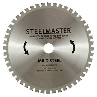 COLD SAW THIN STEEL BLADE 350MM