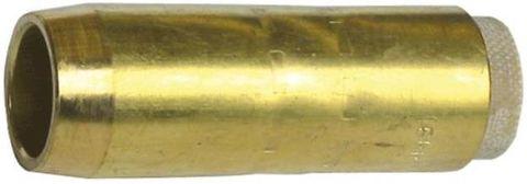 BND NOZZLE 400 19MM BRASS PK2  WELDCLASS