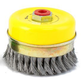 BRUSH CUP TC125 X 2R X 14X2 26G