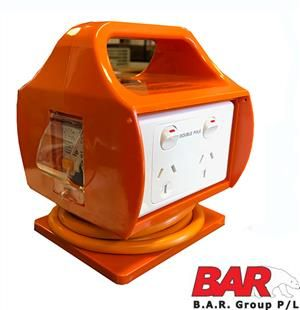 BE DOUBLE POWER BOX 10AMP