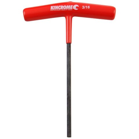 KINCROME 3/16 - T-HANDLE HEX KEY