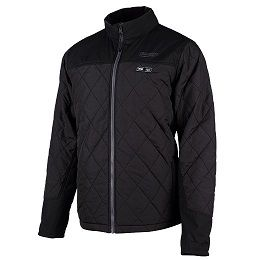 MILWAUKEE BLACK MID-LAY HEATED JACKET