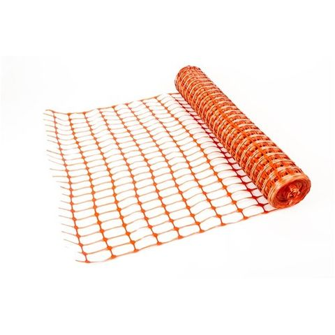 BARRIER MESH PREMIUM ORANGE NET (1Mx50M)
