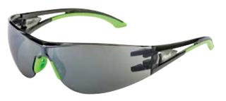 SPEC SAFETY MACK VX2 GREEN MIRROR LENS