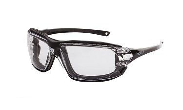 BOLLE PRISM CLEAR LENS SAFETY GLASSES