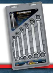 GEARWRENCH RATCHET SPANNER SET