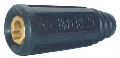 CABLE CONNECTORS - DINSE 10-25 STYLE