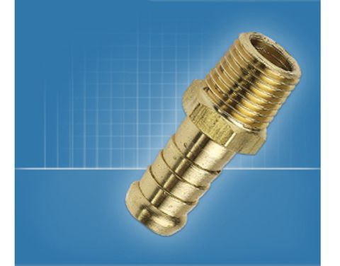 JAMEC 12.5MM HOSE TAIL TO MALE 1/4