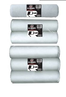 ROLLER COVER BUDGET 230mm 6 PACK