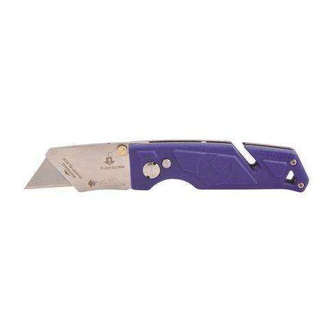 KNIFE FOLDING UTILITY KINCROME PLASTIC