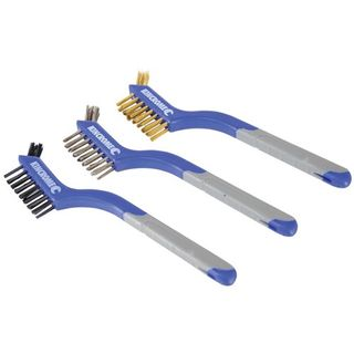 WIRE BRUSH SET SMALL 3PCE