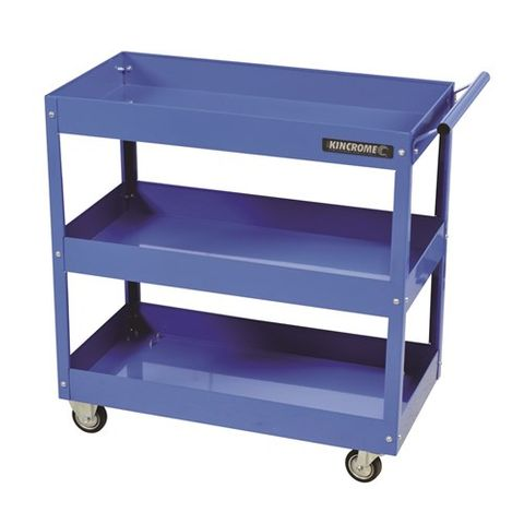 KINCROME 3 TIER TOOL CART