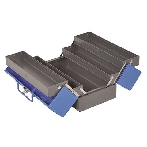 KINCROME CANTILEVER TOOL BOX 5 TRAY