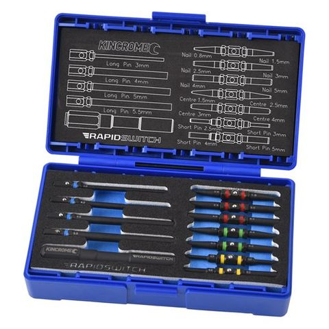 KINCROME 18 IN 1 PUNCH SET