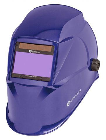 WELDCLASS PROMAX 350 BLUE HELMET