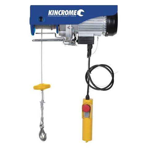 KINCROME ELECTRIC LIFTING HOIST