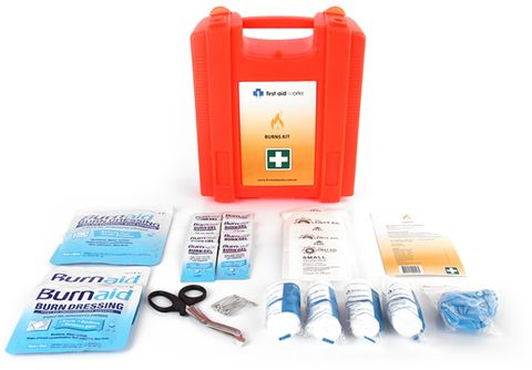 FIRST AID WORK BURNS KIT