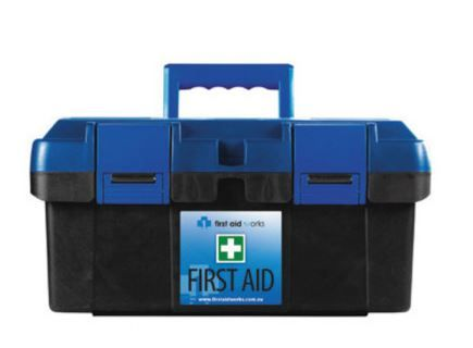 FIRST AID KIT TRADE TOOL BOX