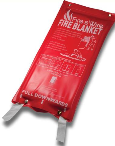 FIRE BLANKET 1.8MT X 1.2MT