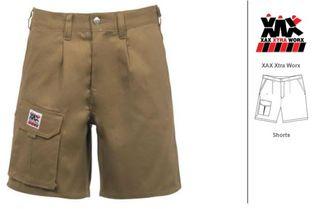 XAX ISA Shorts