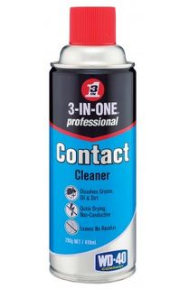 3 IN ONE PROFESSIONAL CONTACT CLEAN 150G