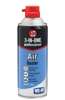 3 IN ONE PROFESSIONAL AIR DUSTER 350G