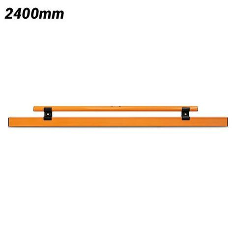 FLX SCREED CLAMPED HANDLE 2400MM W/ VIAL