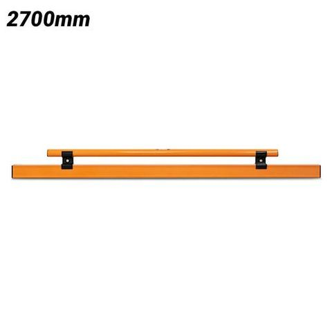 FLX SCREED CLAMPED HANDLE 2700MM W / VIA