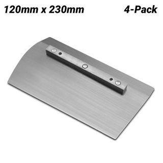 FLX TROWEL BLADE FINISH 120X230MM 4PK